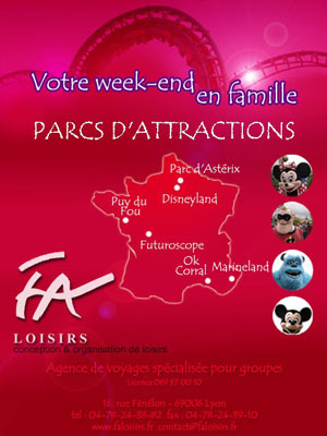 Parc d'attractions